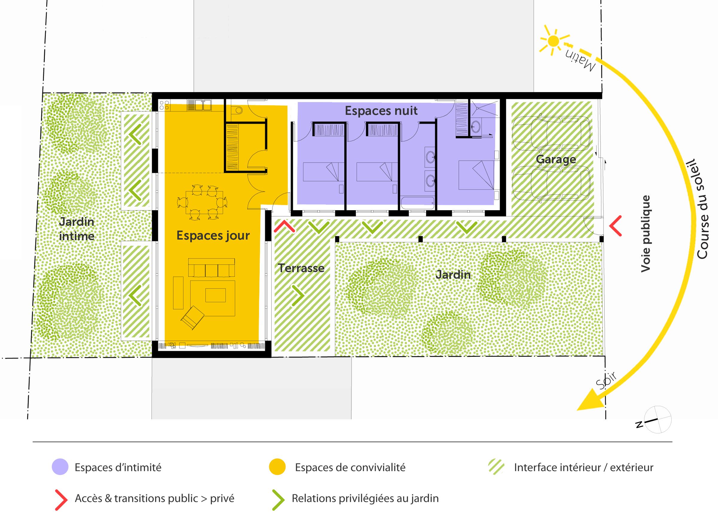 Plan Maison De Plain Pied De 120 M Ooreka