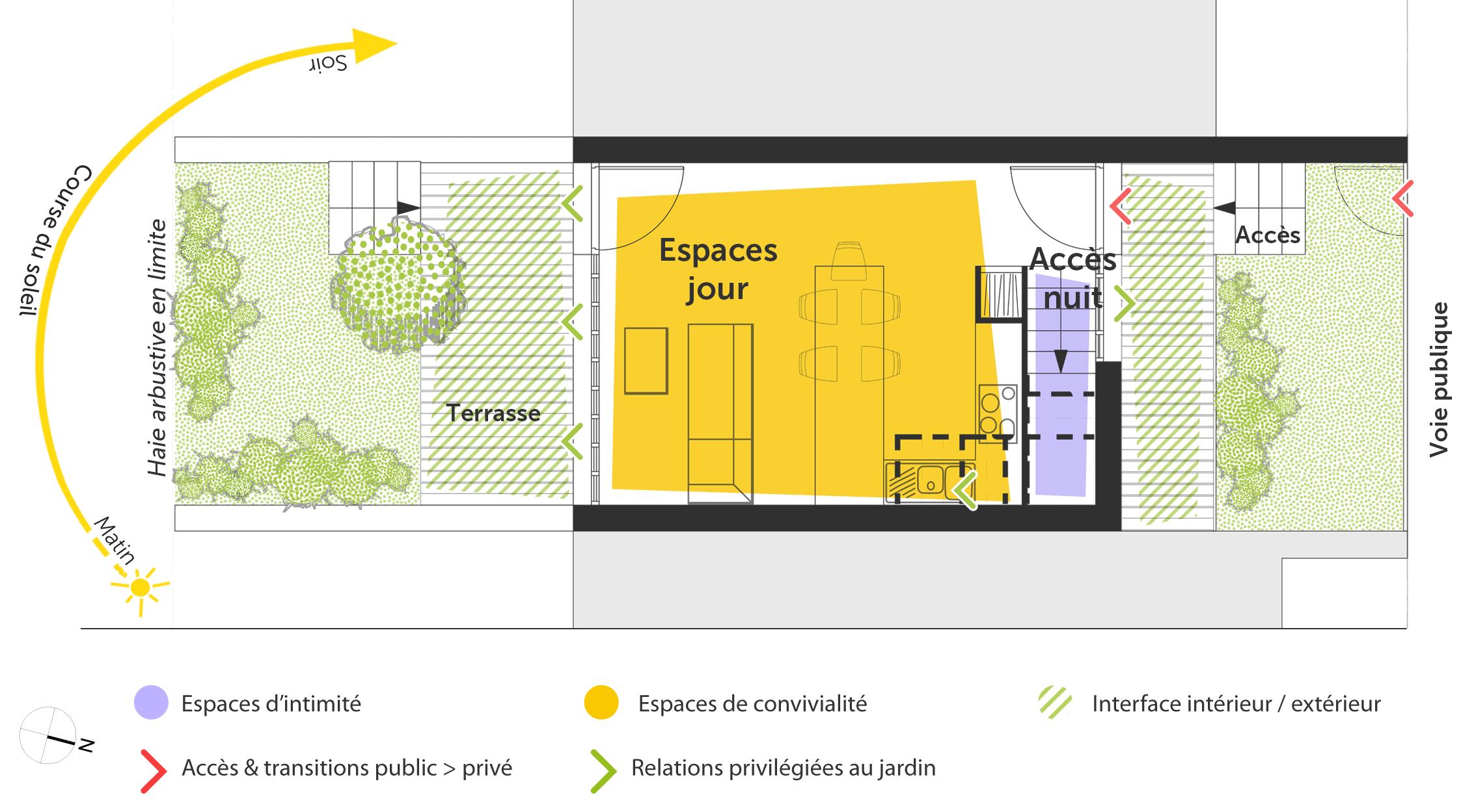 Plan Petite Maison 224 233 Tage Ooreka