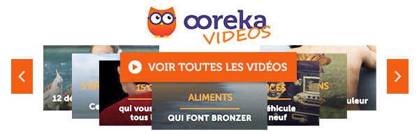 Toutes les vidéos présentes sur Ooreka au même endroit