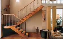 L'escalier tournant