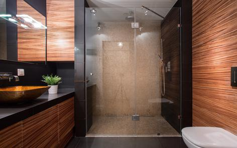 Installer une douche