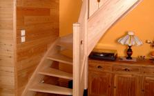 L'escalier sur-mesure