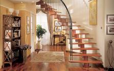 L'escalier autoportant