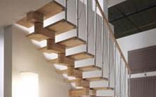 L'escalier en kit