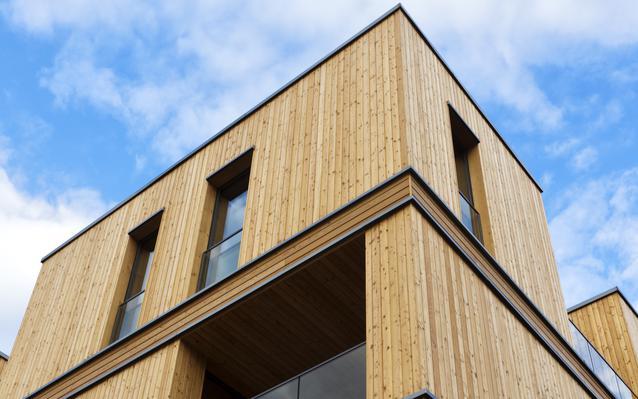 Construire une maison en bois ooreka for Concevoir son propre plan de maison