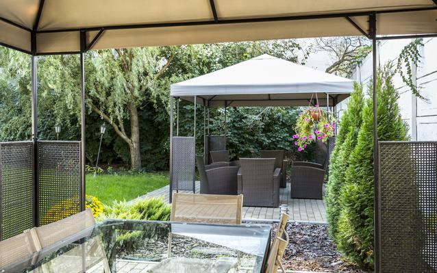 Choisir Et Installer Un Abri De Terrasse Ooreka