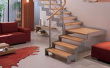 L'escalier standard