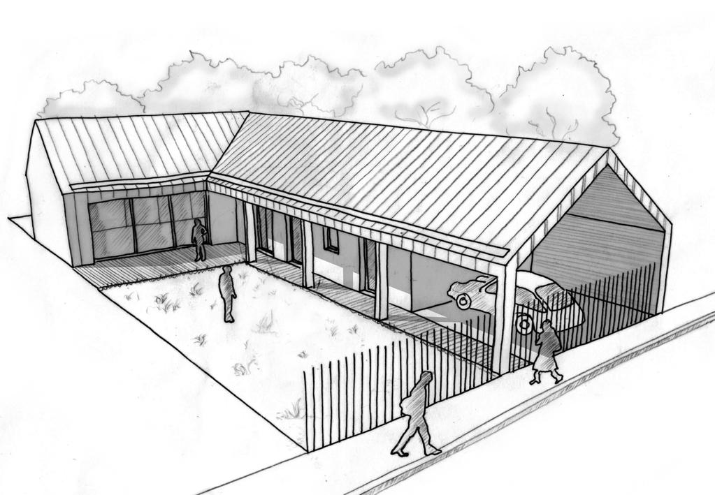 Plan maison de plain pied de 120 m ooreka for Construction maison 60m2