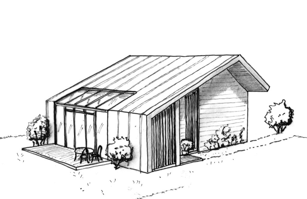 Plan Maison En Bois Avec Mezzanine Ooreka
