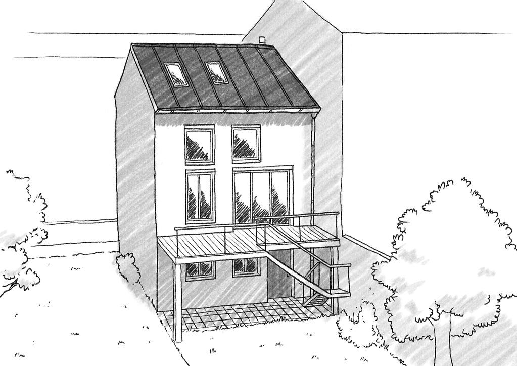 plan maison à deux étages - ooreka - Plan Maison Deux Etages