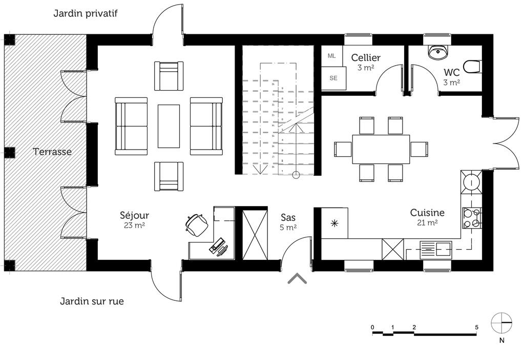 Plan Etage Maison. Gege. Esquisse De Plan Du0027Tage Maison U2013