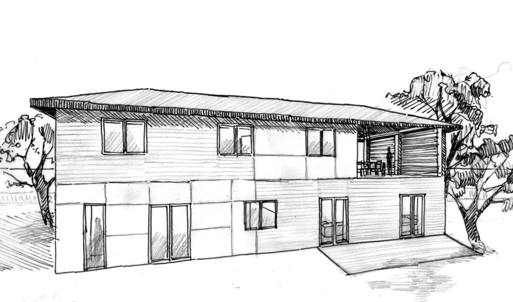 Plan maison 150 m² avec 5 chambres - Ooreka