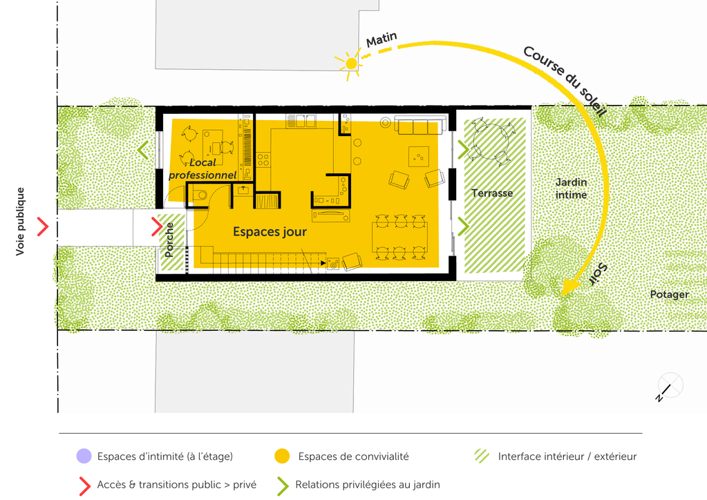 Plan Maison À Étage 130 M² - Ooreka