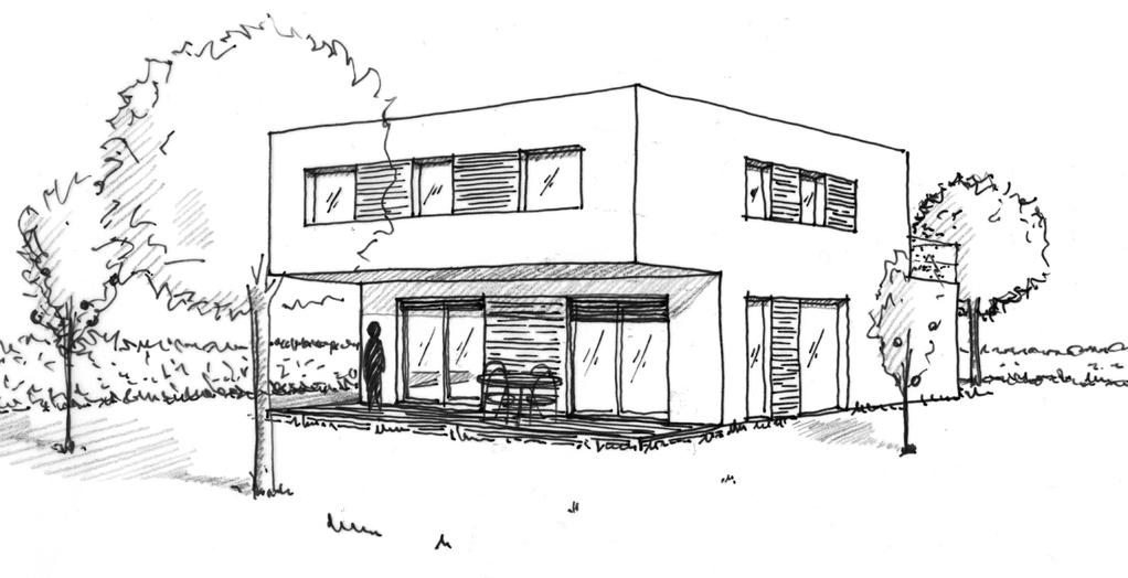 Plan maison tage 150 m ooreka for Conception de croquis de plan de maison
