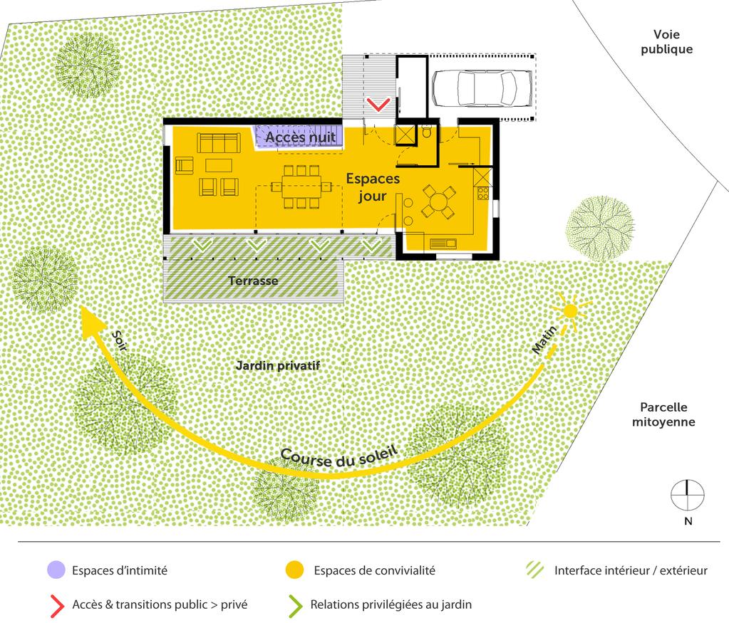 Plan Maison Traditionnelle En Bois Ooreka