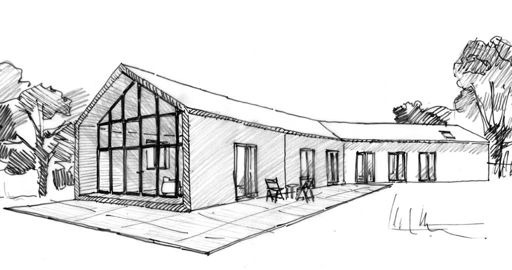 plan maison de plain pied 160 m ooreka On architecture maison design esquisse