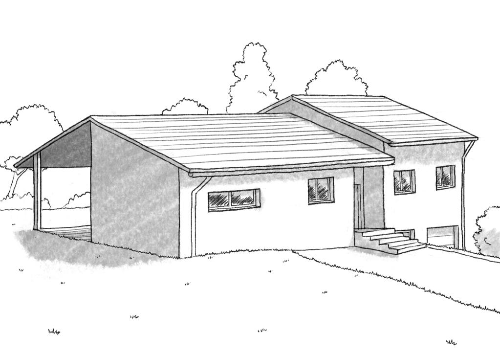 Croquis Pièces Maison : Plan maison à étage avec sous sol ooreka