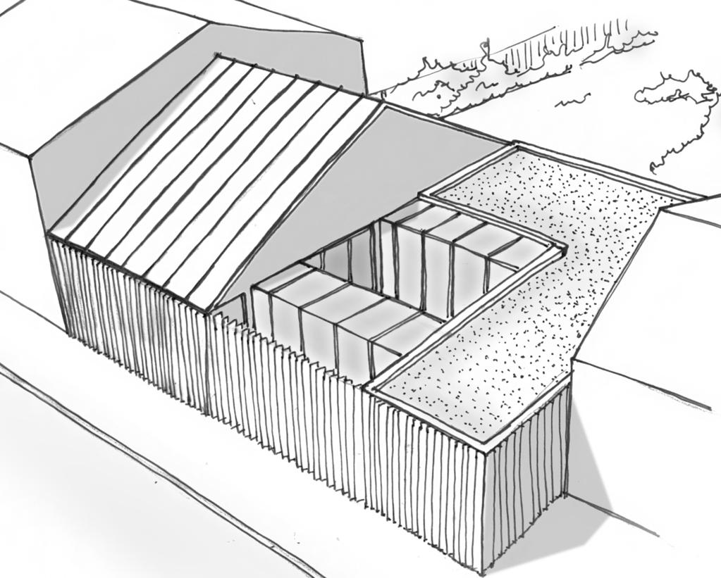 plan 2 maisons mitoyennes