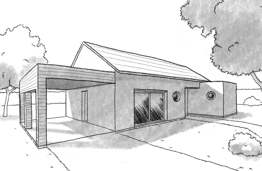 Plan Maison 100 M En Bois Ooreka