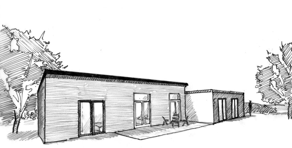 Plan maison de plain pied avec garage ooreka Petite maison de plain pied