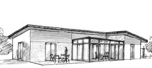 Plan De Maison Design Avec Vranda