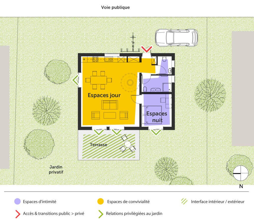 Plan De Maison 2 Chambres Avec Mezzanine Infos Et Ressources 1 12