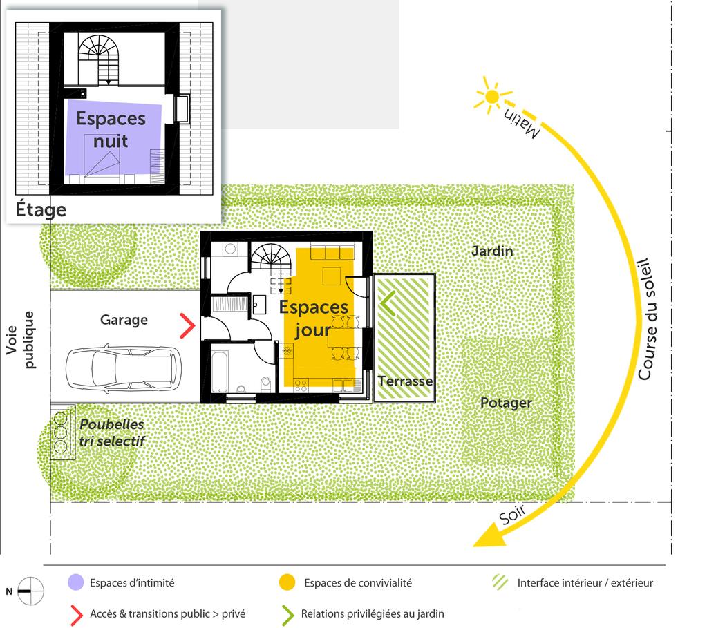 Plan Maison 50 M Avec Mezzanine Ooreka