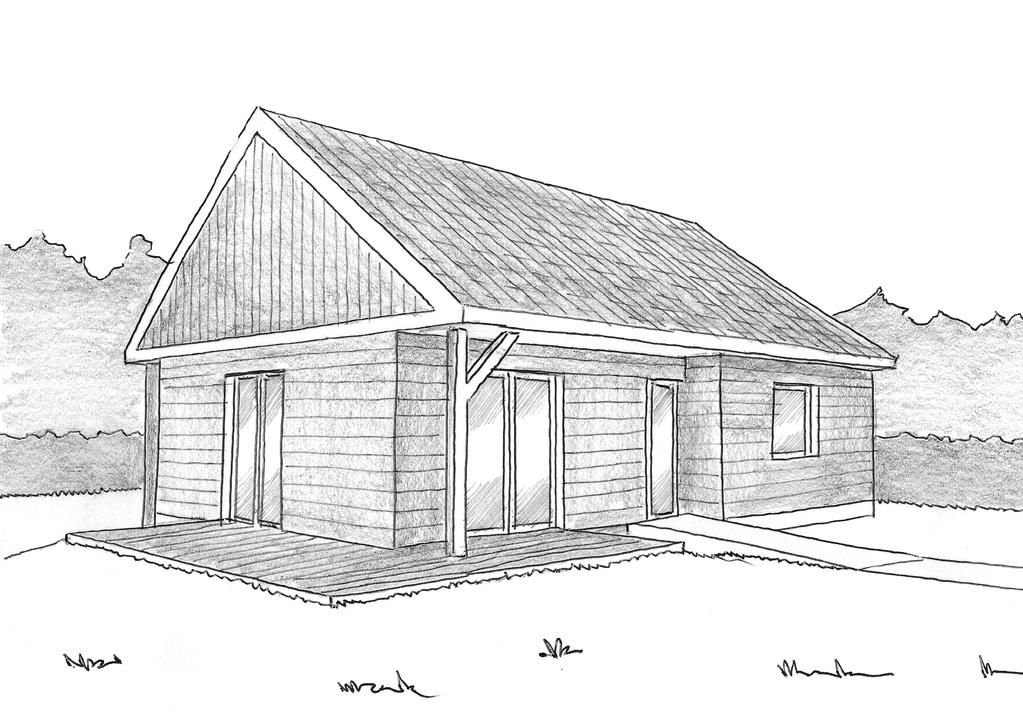 Plan maison 60 m en bois ooreka for Architecte 3d bois