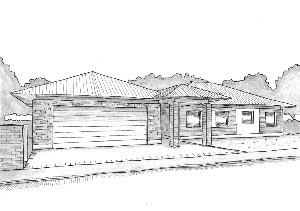 Plan maison 200 m² de plain-pied - Ooreka