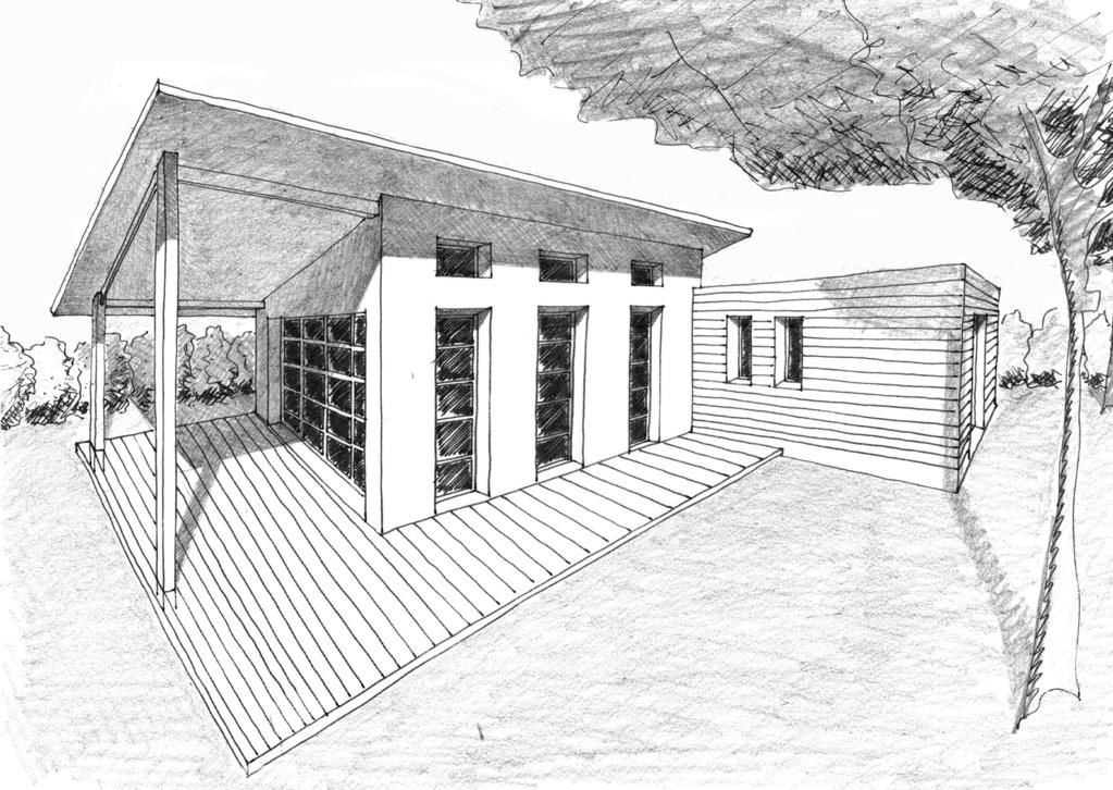 Plan maison moderne 80 m ooreka for Plan de loft moderne