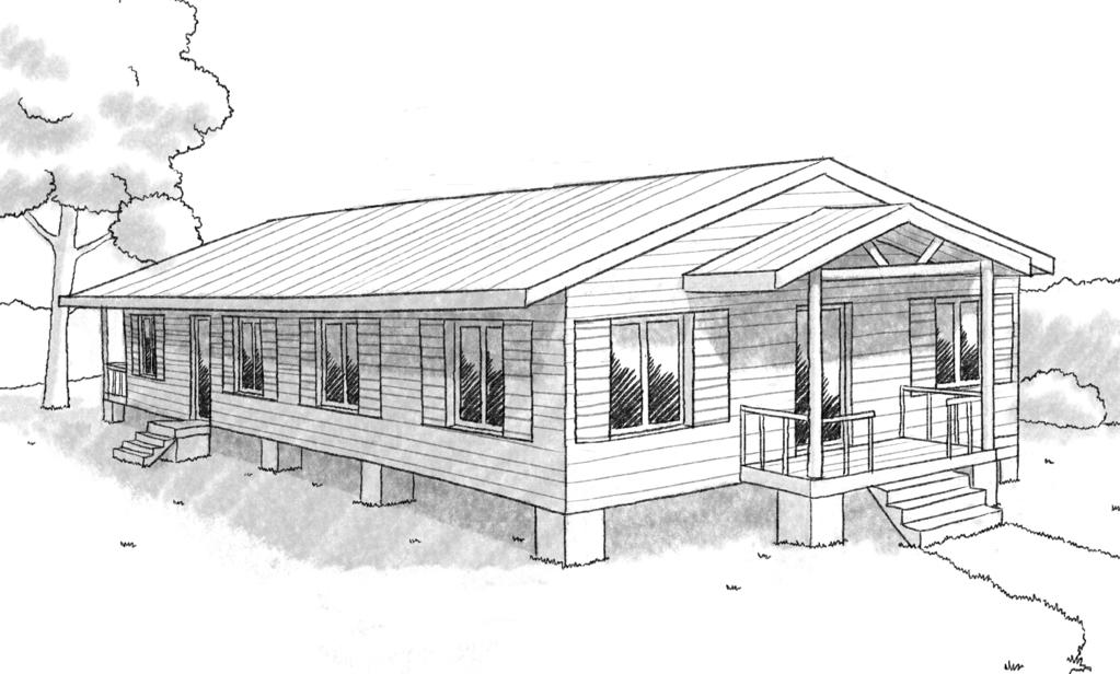 Kit De Maison Ossature Bois Pour Auto Construction