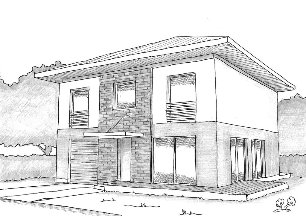 Plan Maison Cubique  M Ooreka