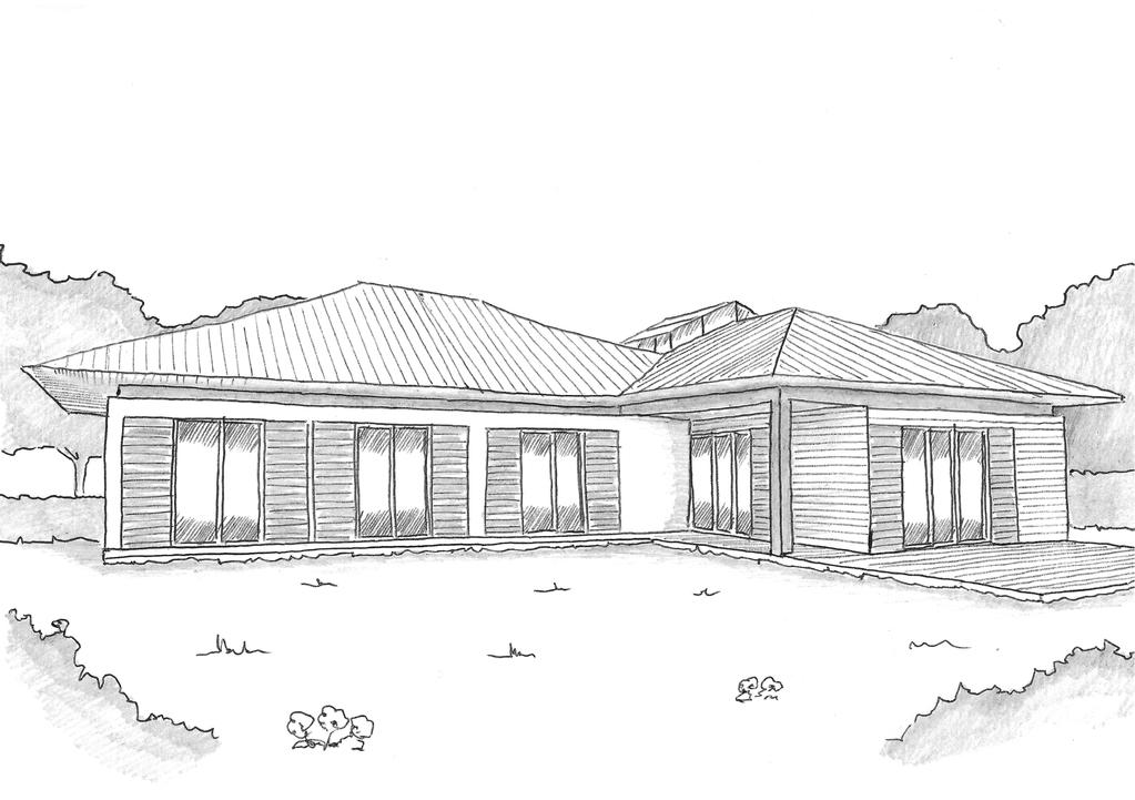 Plan maison plain pied 6 chambres ooreka for Maison de construction