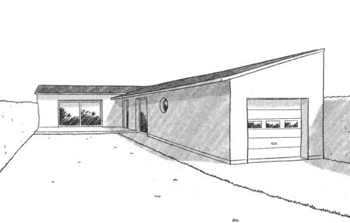 plan maison pmr 80 m ooreka. Black Bedroom Furniture Sets. Home Design Ideas