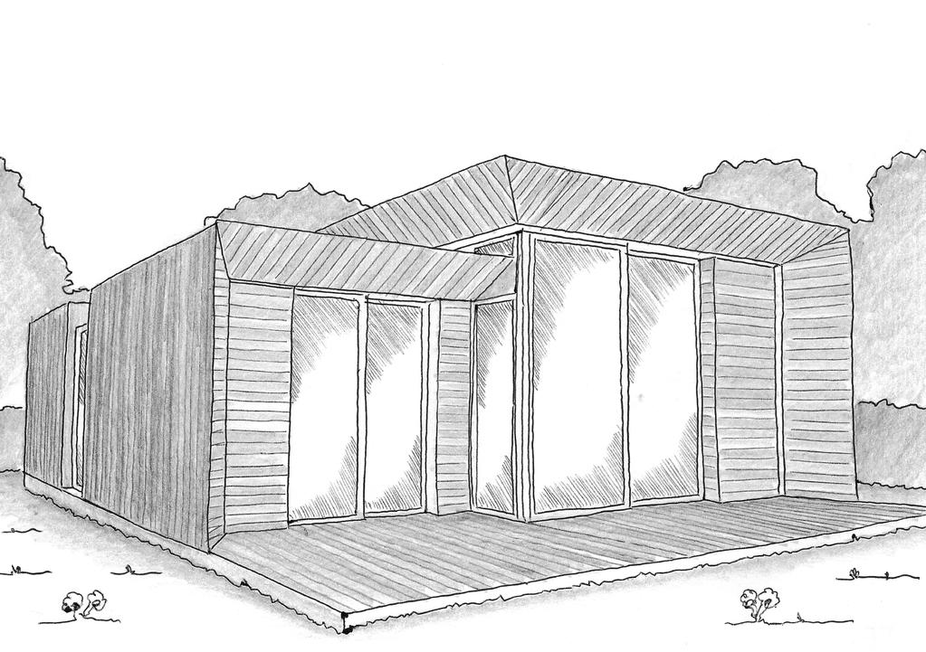 Plan maison moderne 60 m ooreka - Plan de maison rectangulaire ...