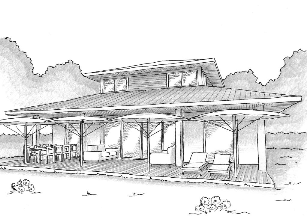 plan de maison créole