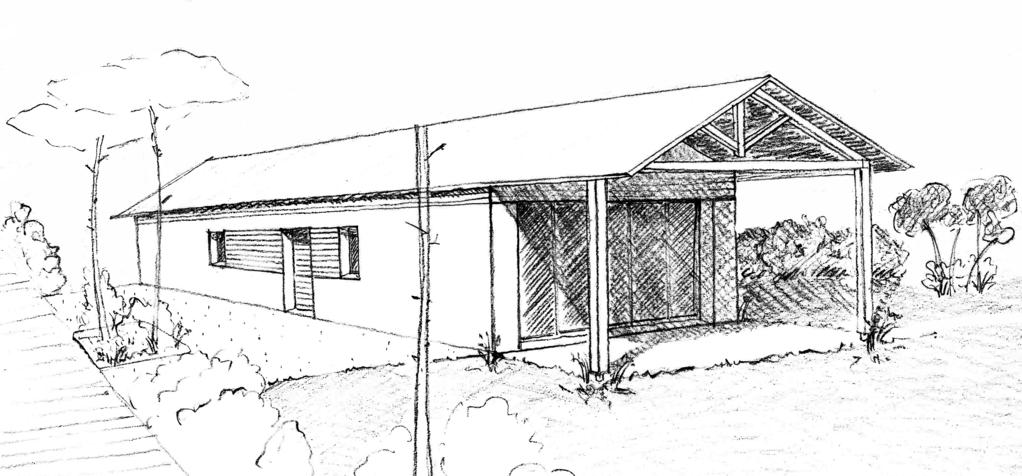 Plan maison 2 chambres et mezzanine ooreka for Construction piscine 3d