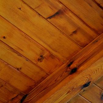 Protéger un plafond en lambris bois de l'humidité