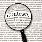 loupe contrat