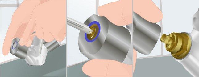 Rparer Les Joints DUn Robinet Qui Fuit  Plomberie