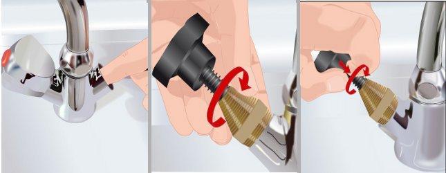 Réparer Les Joints Dun Robinet Qui Fuit Plomberie