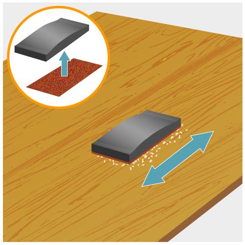 poncer du bois ponceuse. Black Bedroom Furniture Sets. Home Design Ideas