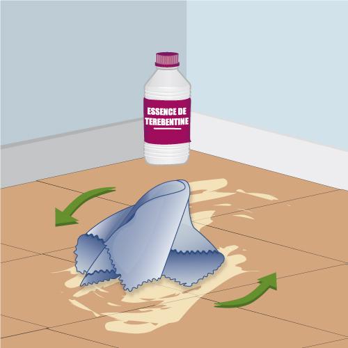 Nettoyer un sol PVC
