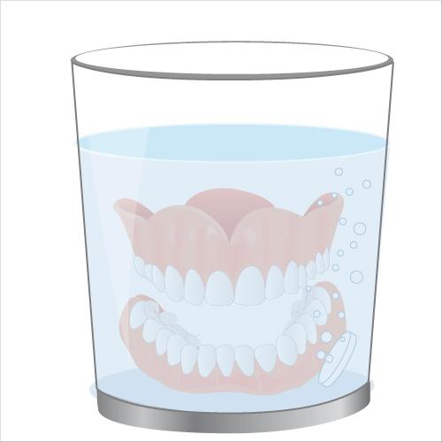 nettoyer son dentier implant proth se dentaire. Black Bedroom Furniture Sets. Home Design Ideas
