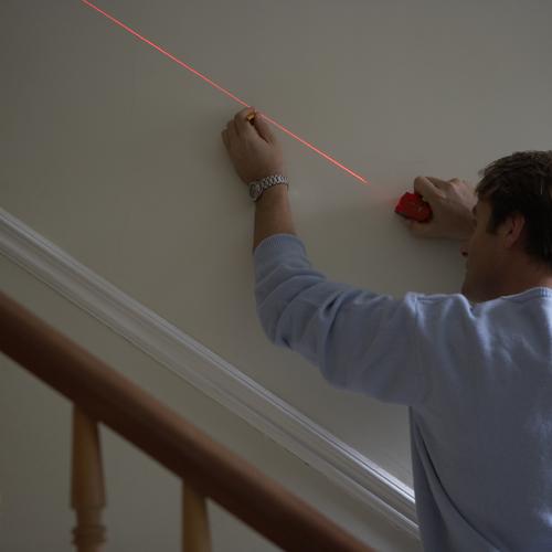 Comment prendre les mesures pour l'installation future d'un escalier?