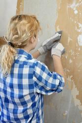 Decoller le papier peint techniques pour d coller le for Decoller papier peint sur placo