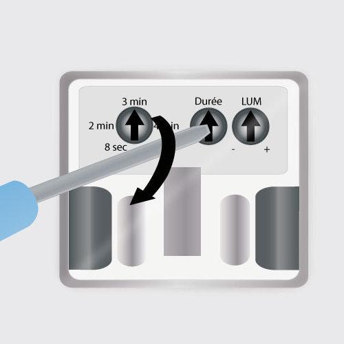 Installer un interrupteur automatique