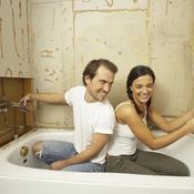 comment r nover une baignoire ooreka. Black Bedroom Furniture Sets. Home Design Ideas