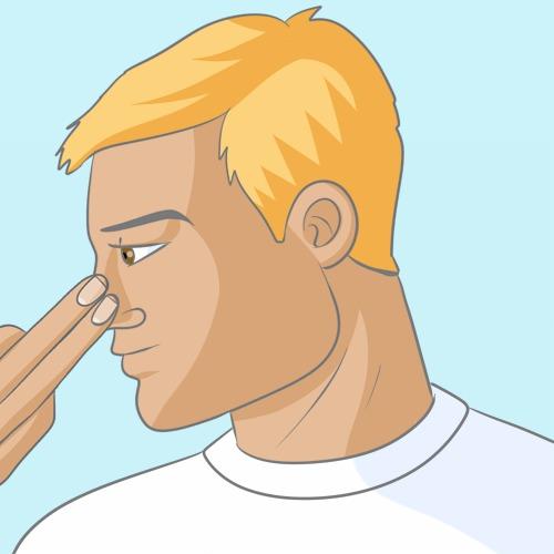 Arrêter un saignement de nez