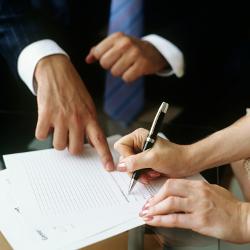 Signer un compromis de vente